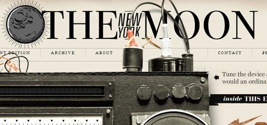 Ten of the Best Retro & Vintage Style Websites -