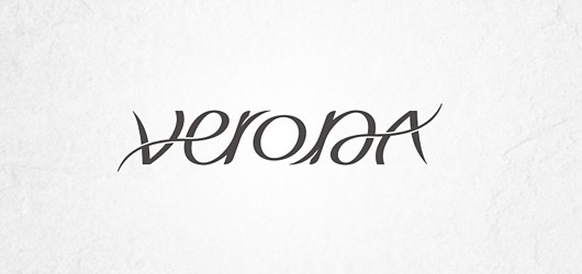 Ten of the Most Inspiring Text Only Logos -