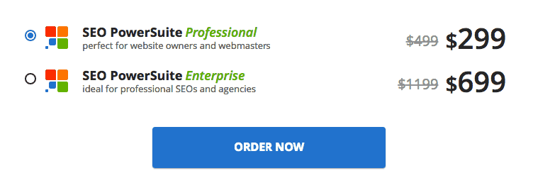 Discounted SEO Powersuite