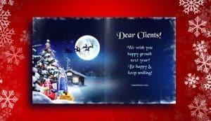 Client e-cards
