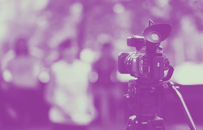 make your website standout with HD videos