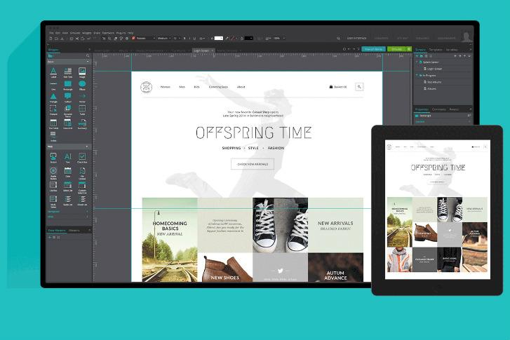 10 Awesome Up To Date Designing Tools For Advanced Web Development