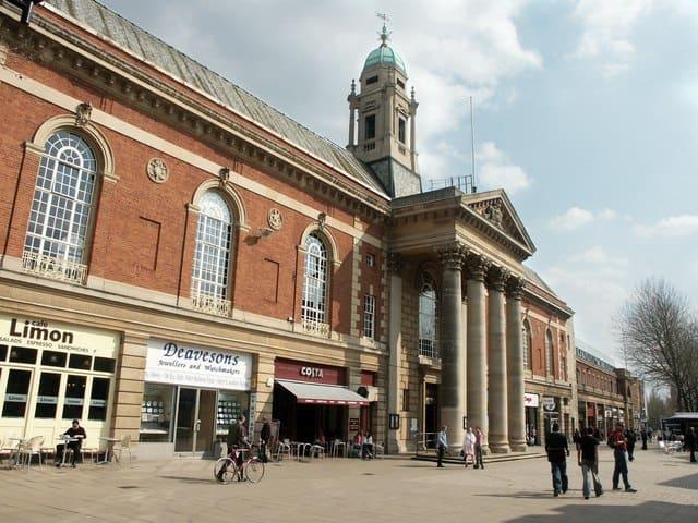 Web Design Peterborough -