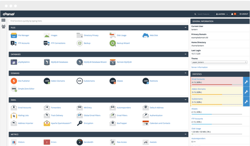 Business Web Hosting -