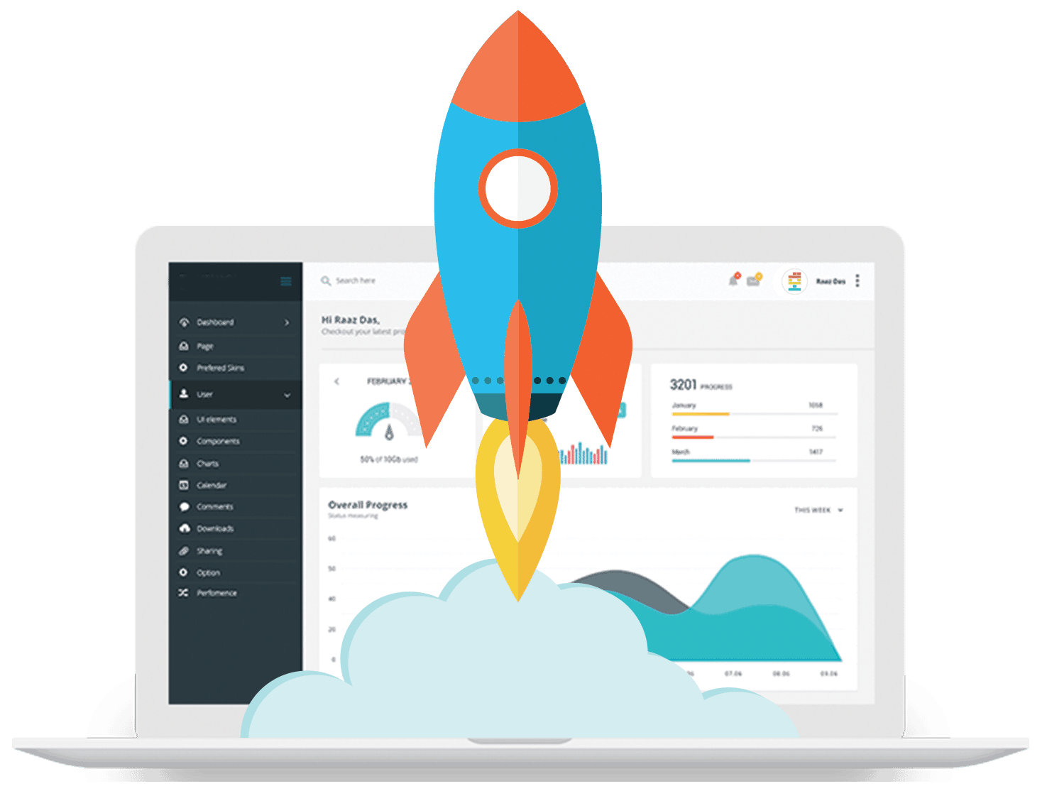 sky rocket your business today
