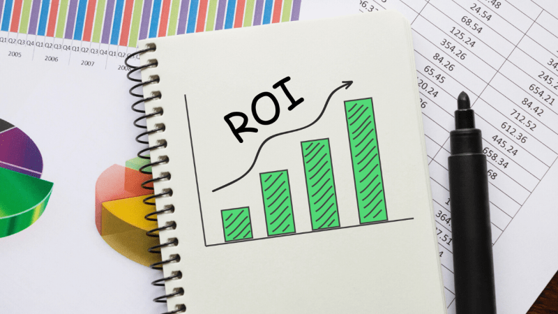 how to calculate roi on seo