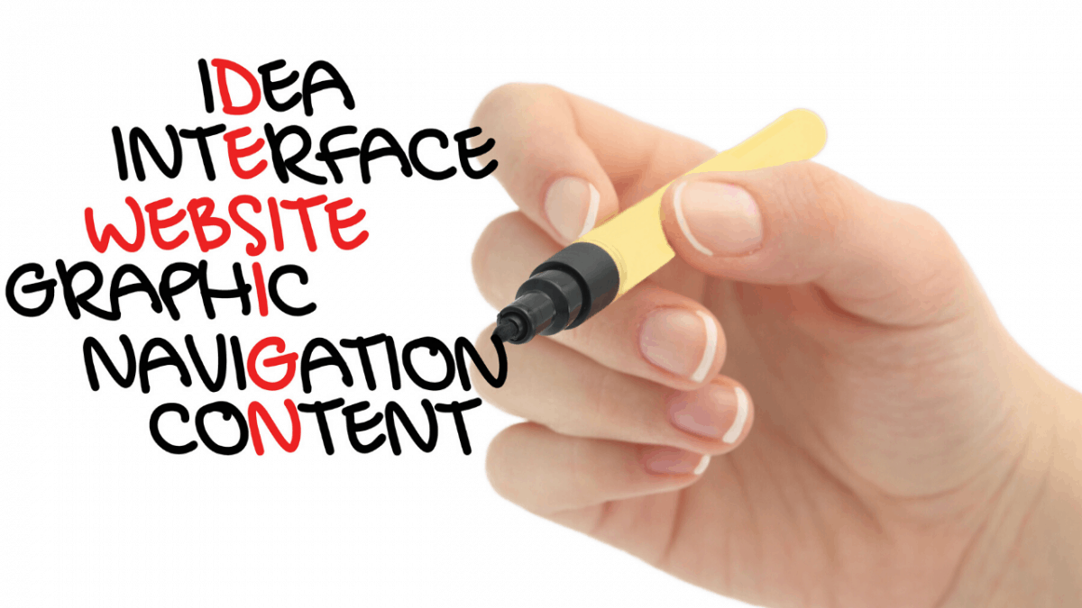 content friendly website idea
