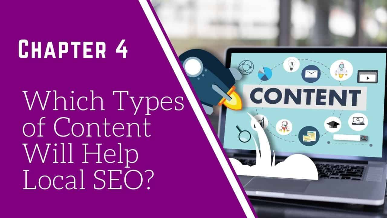 Which Types of Content Will Help Local SEO