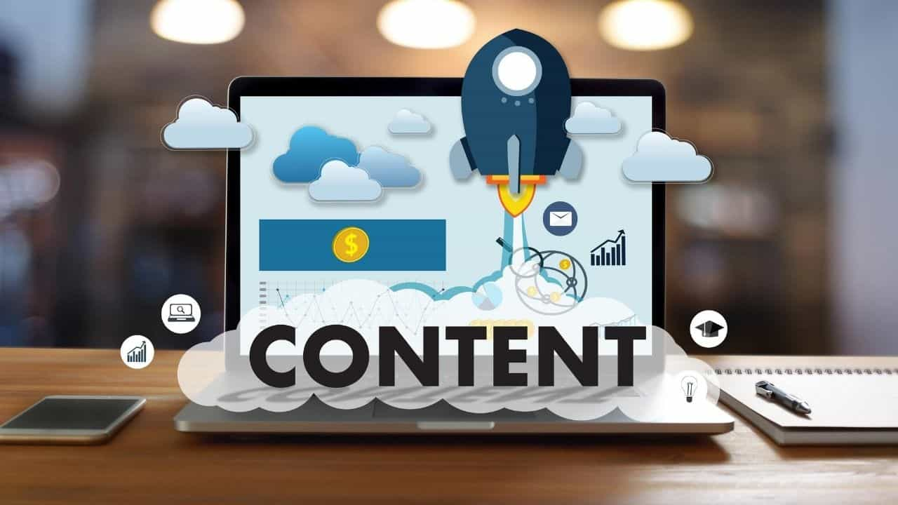 adding good content to your website