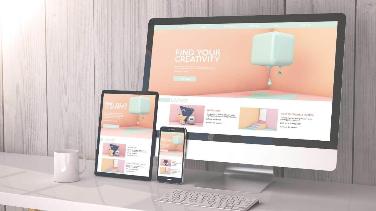 example of responsive web design