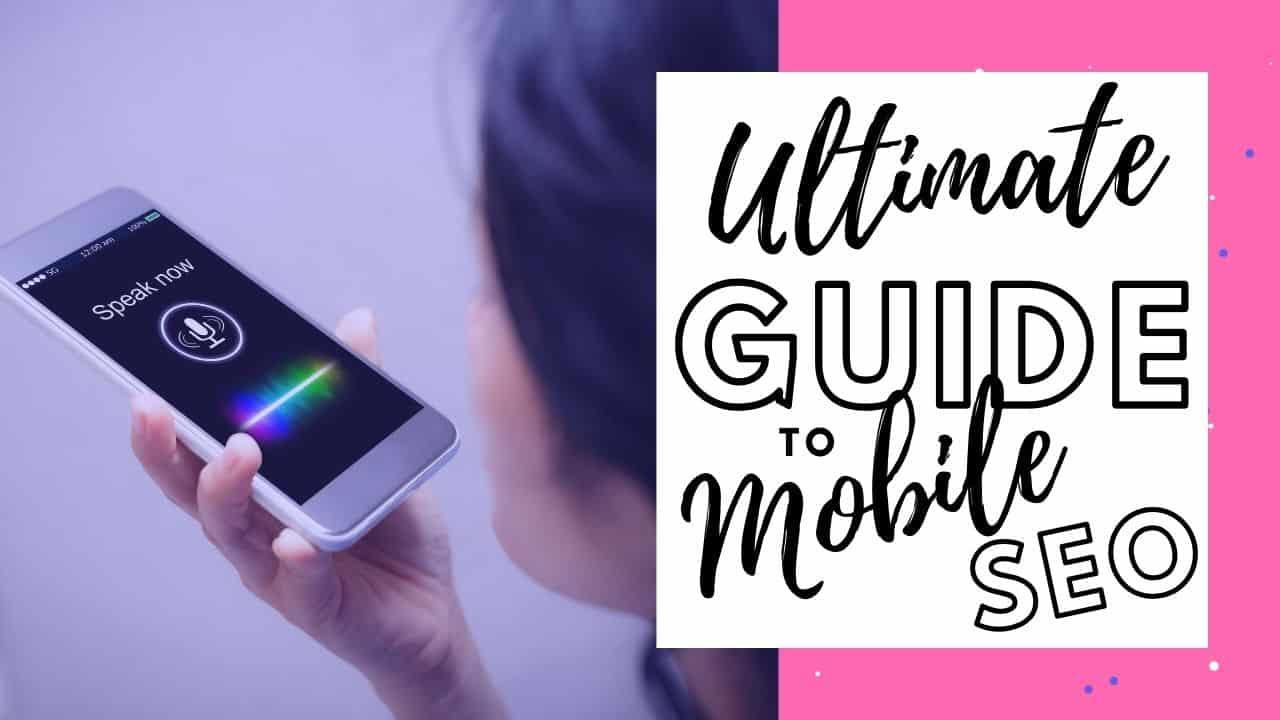 how to do mobile seo