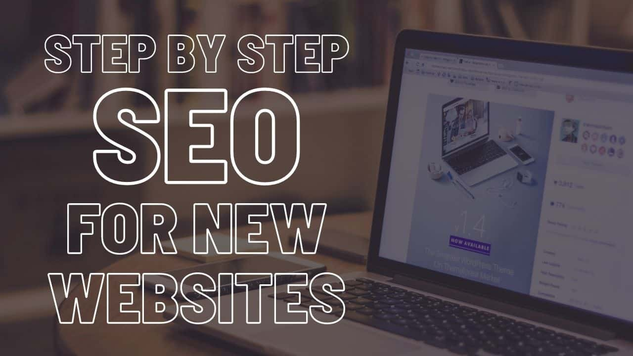 step by step seo guide for brand new websites