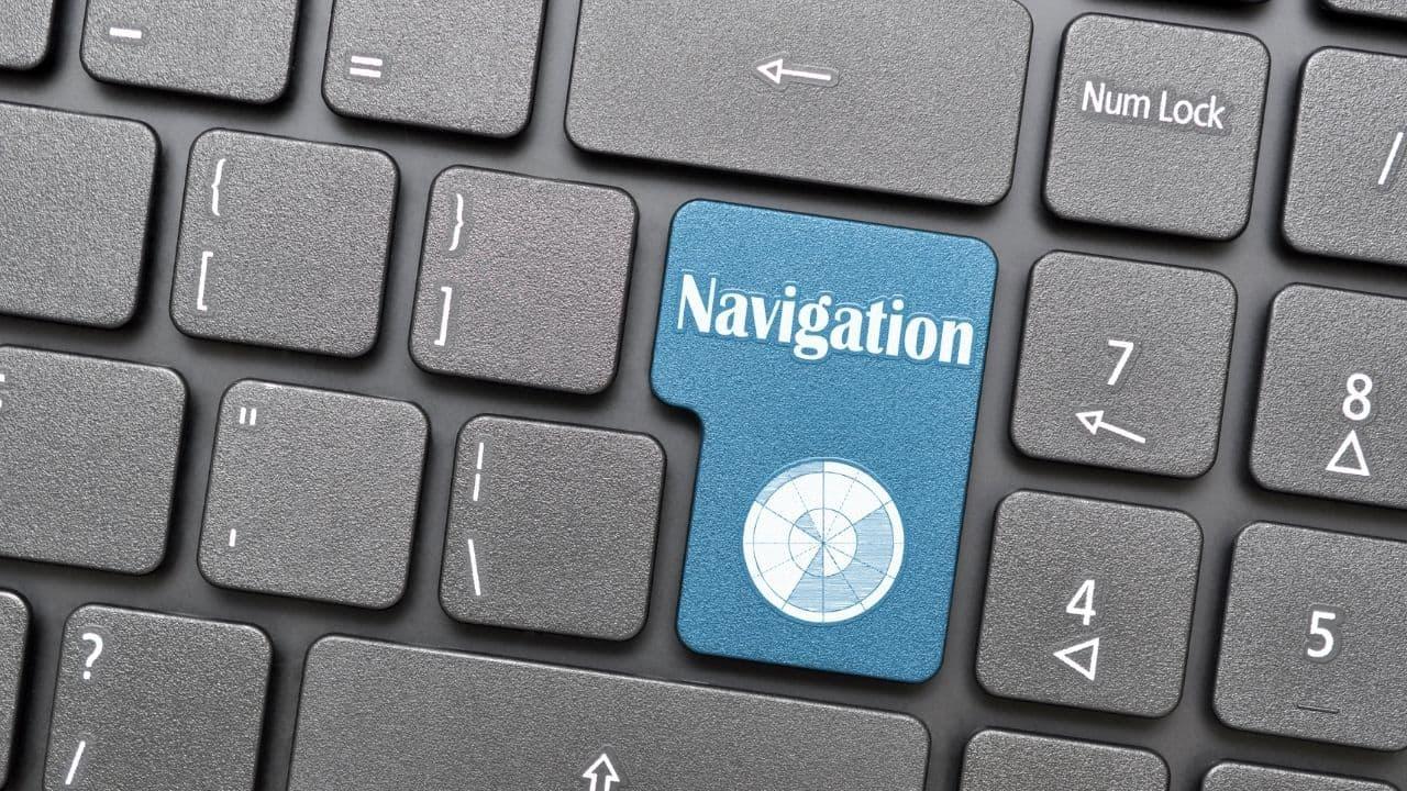 keyboard navigation