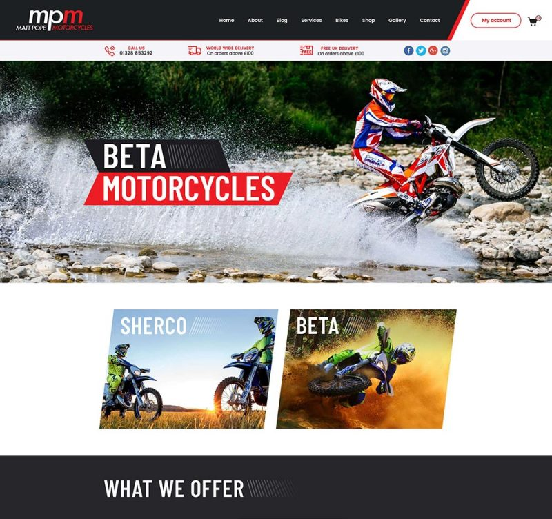 Website Design Services -