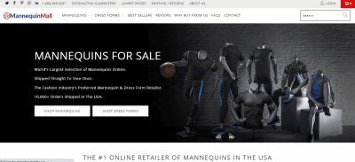 Ecommerce business ideas | Mannequins