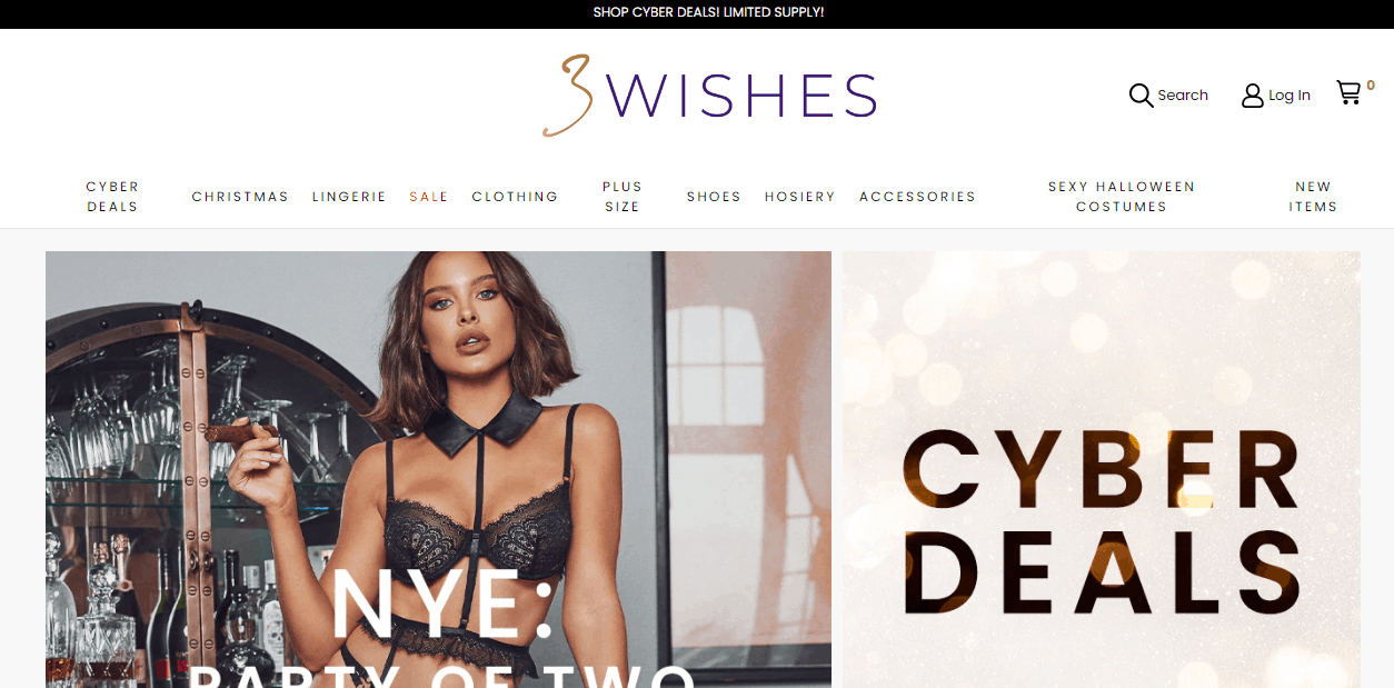 wishes store