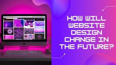 future of website design