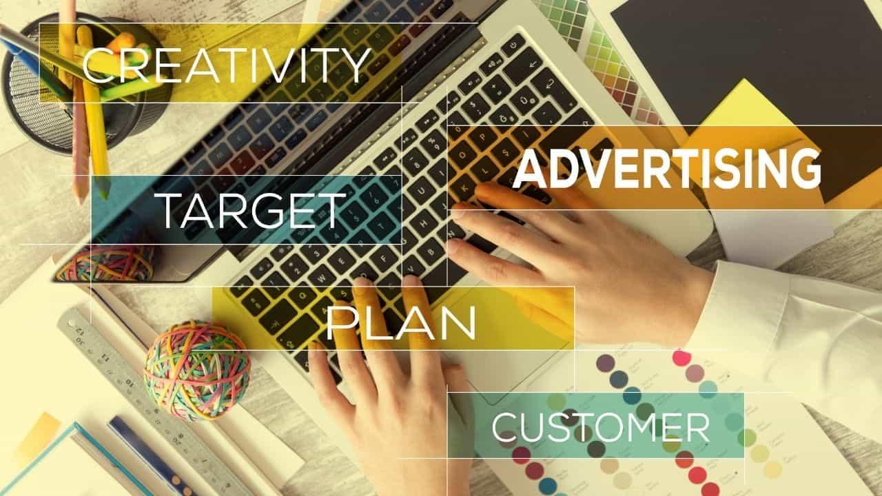relevant marketing materials